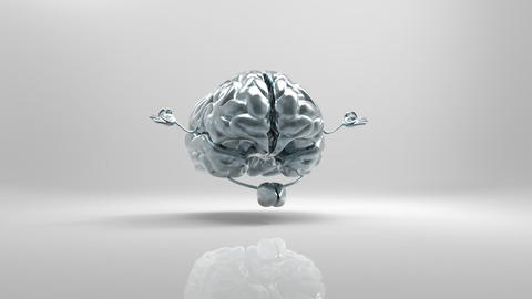 Brain concept Animation
