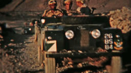 Aden Protectorate british Army soldiers desert Vintage 8mm film HD 0127 Live Action
