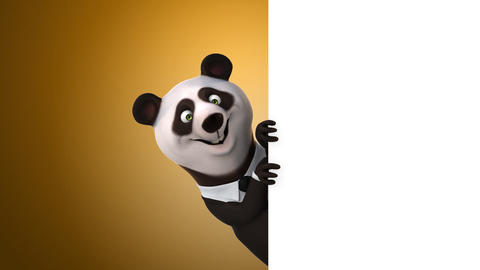 Fun panda Live Action