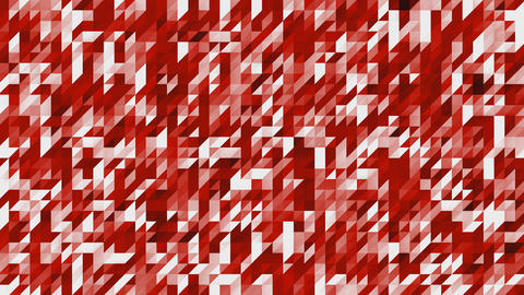 Abstract pattern of geometric shapes. Shapes background, low poly mosaic, textured polygonal Animation