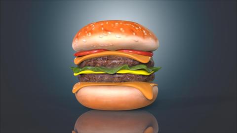 Hamburger Animation