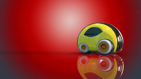 Car design Animation
