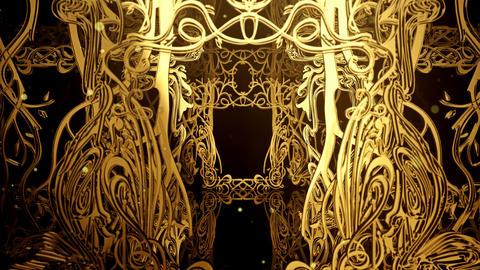Art Nouveau 03 CG動画