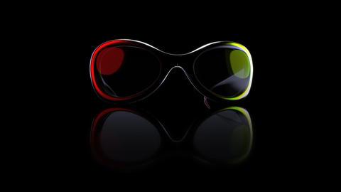 Sunglasses Animation