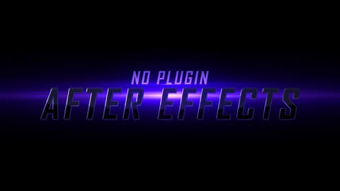 Modern Action Titles 2 After Effects Template