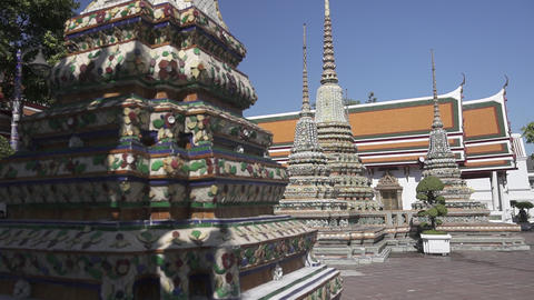 Wat Pho is first on the list of six temples in Thailand Live Action