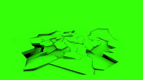 Ground Destruction v2 Animation