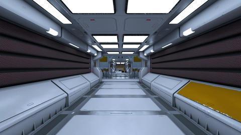 宇宙船 CG動画