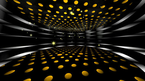 388 4K 3d animated fantastic theatre interior Animation