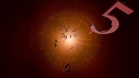 Numerology. The Ancient Secret Knowledge.