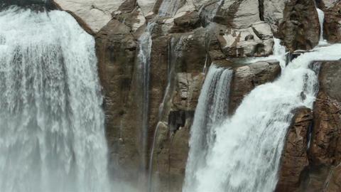 Shoshone Falls Twin Falls Snake River Idaho HD 8132 Live Action