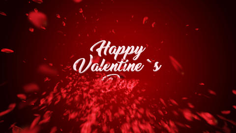 Happy Valentine 4K Animations 1