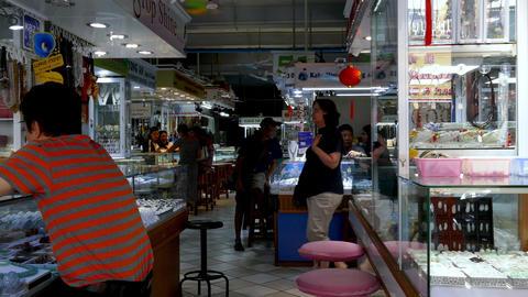 Bogyoke Aung San Market jewllry Live影片