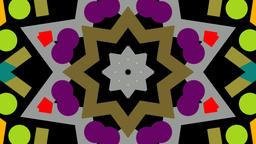 CG geometric animation original pattern motion graphics Animation