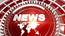 Red Globe News Intro Animation