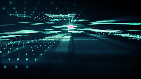 Big data concept14 Animation