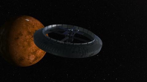 Scifi spaceship 3d animation Animation