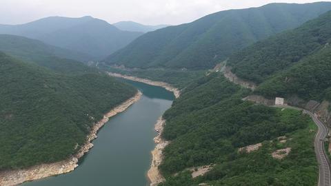 밀양호(Milyang lake, korea) Footage