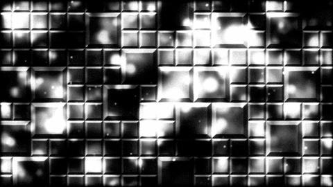 Tiled Background and Light Animation - Loop Animation