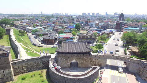 usesco_ Suwon Hwaseong Fortress Live Action