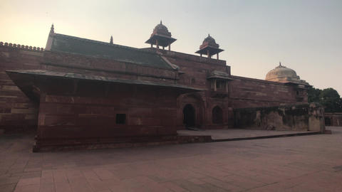 Fatehpur Sikri, India - ancient architecture from the past part 10 Live Action