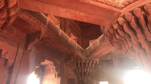 Fatehpur Sikri, India - amazing architecture of yesteryear part 7 Live Action