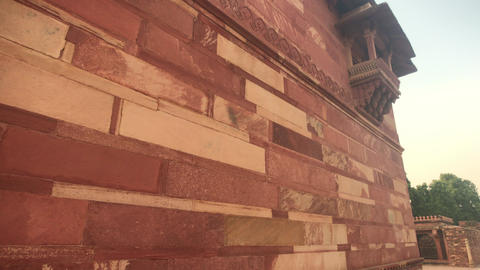 Fatehpur Sikri, India - ancient architecture from the past part 13 Live Action