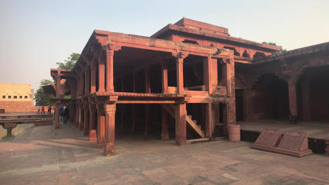 Fatehpur Sikri, India - ancient architecture from the past part 21 Live Action