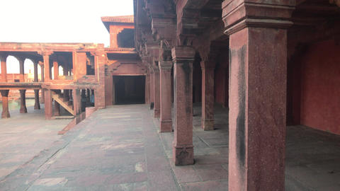 Fatehpur Sikri, India - amazing architecture of yesteryear part 17 Live Action