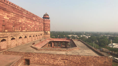 Fatehpur Sikri, India - ancient architecture from the past part 6 Live Action