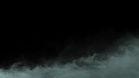 Looping Wispy Fog Animation