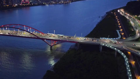 關渡橋 bridge to home Footage