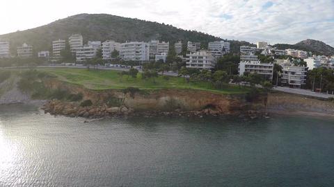 Seaside Town Footage