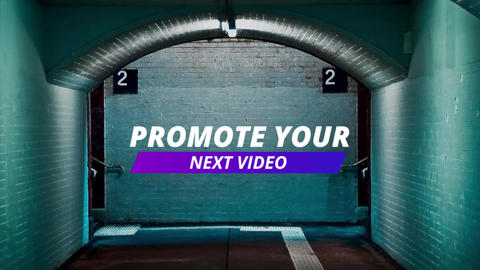 Mill - Urban Slideshow After Effects Template