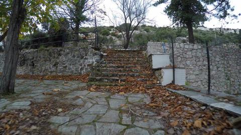 Stone Steps Footage