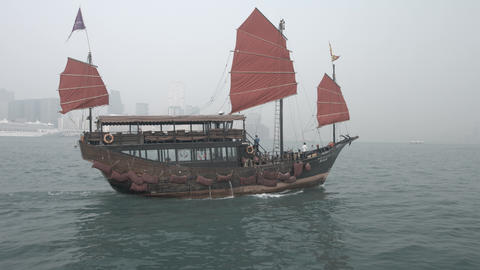 Aqua Luna or Cheung Po Tsai. is a Chinese Junk Live Action
