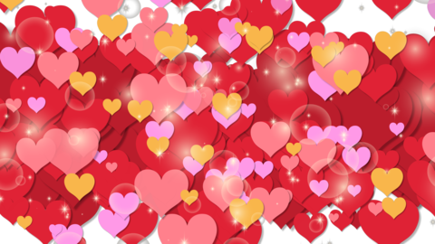 Heart transition 05 Animation
