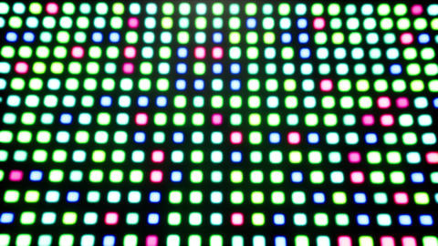 Flashing colored lights. Abstract magic light background. Glamour abstract Live Action