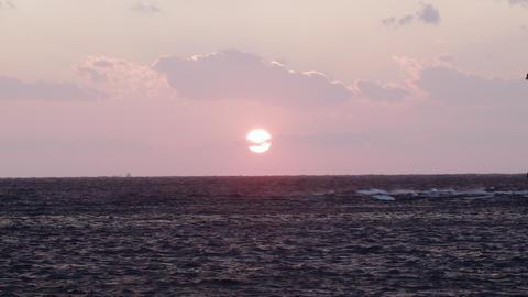 Sunset sea JAPAN2 Live Action