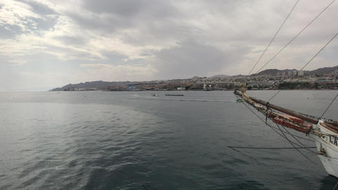 Eilat, Israel - Walking on the Red Sea part 14 Live Action