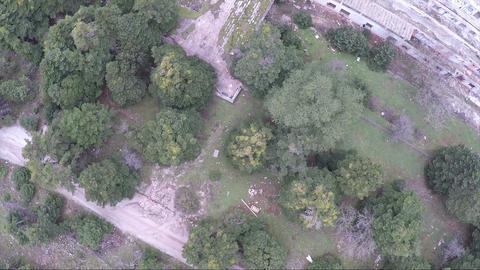 Abandoned Area Footage