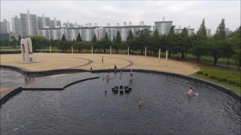 안산호수공원(Ansan hosu Park) Footage