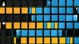 7 Color Cubic