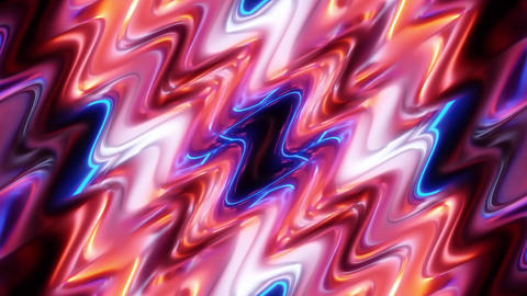 abstract colorful moving waves 3d render animation Animation