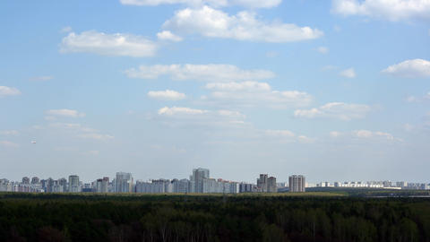 Moscow Timelapses 0