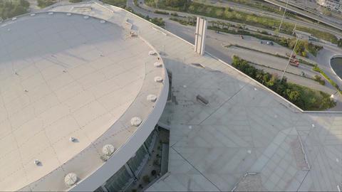 Stadium Roof Live Action