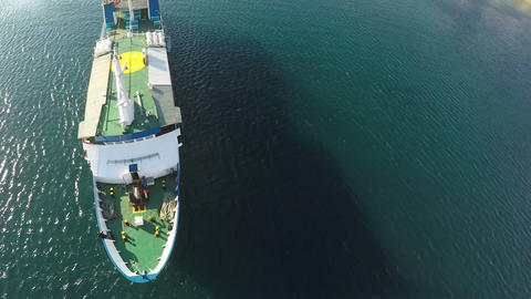 Above Vessel Live Action