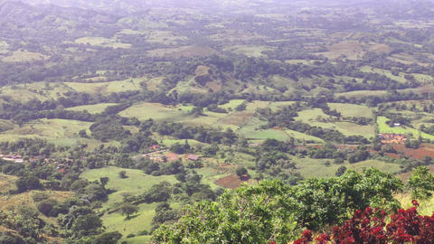 Panorama of Montana Redonda in the Dominican Republic 9 Live Action