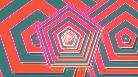 Computer generated web modern backdrop. Colorful pattern. 3D rendering abstract Live Action