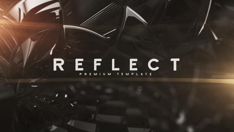 Reflect opener After Effectsテンプレート